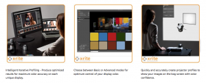 The X-Rite i1 Pro Calibrates all types of monitors and screens