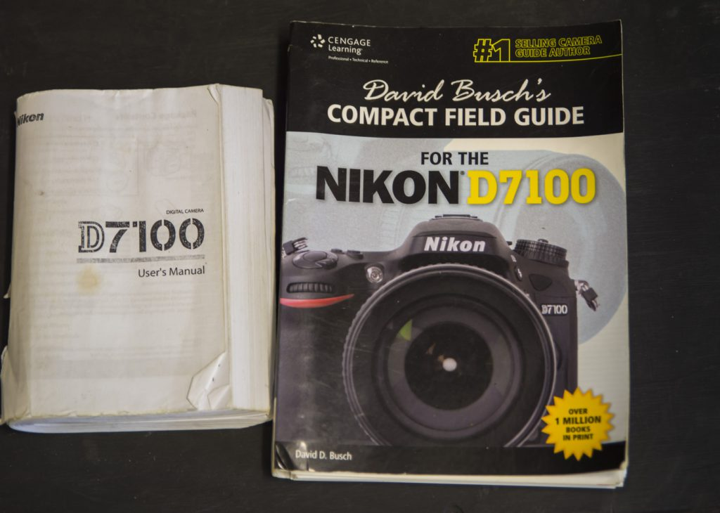Get better at photography by reading your manuals regularly