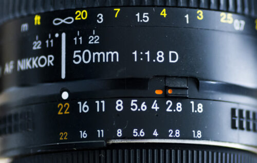 Camera stops and aperture f stops explained