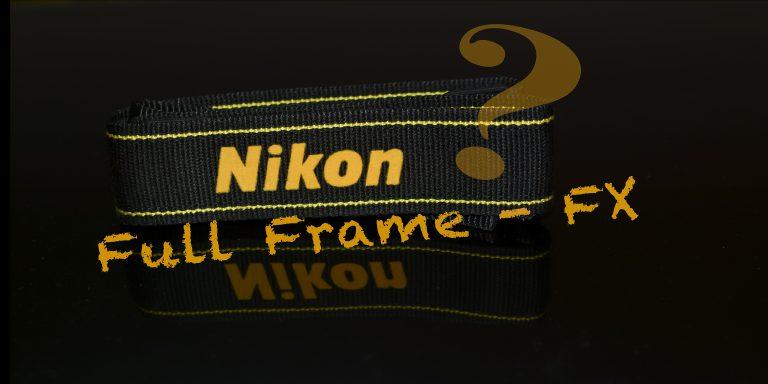 The Best Nikon Full Frame Cameras