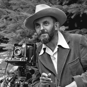 Ansell Adams - the father of photography and probably the most renowned landscape photographer ever