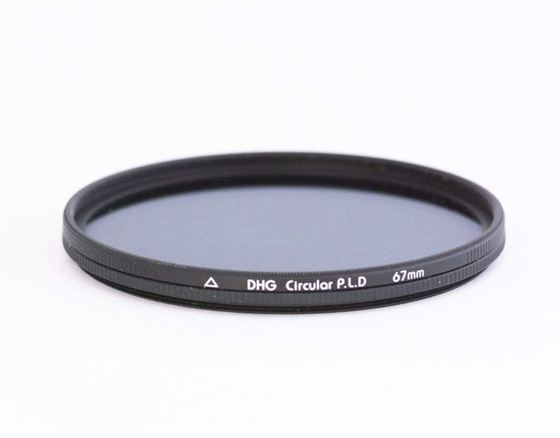 Circular Polariser filter