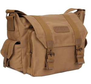Best Mirrorless Camera Bag The Caden Lightweight Waterproof Canvas Camera Bag