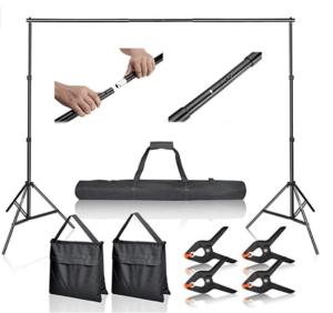Best Portrait Photogrphy Backdrops Portable Stand