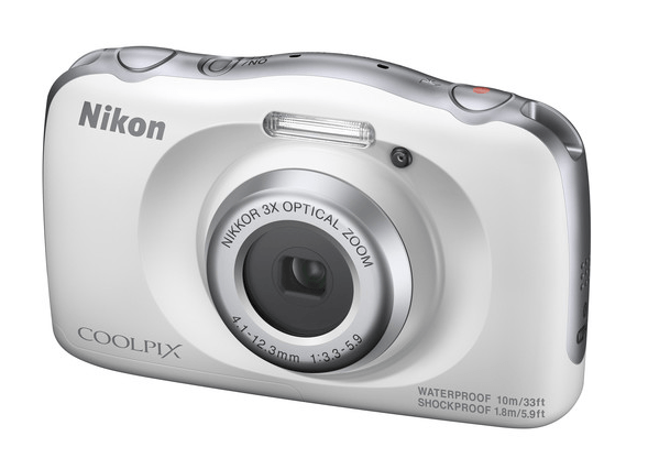 The Best Underwater Camera For Snorkeling pictured here is the Nikon Coolpix W150