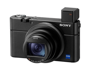 Best Point And Shoot Camera the Sony RC100 VII