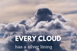 Photography Projects Ideas Every Cloud has a Silver Lining