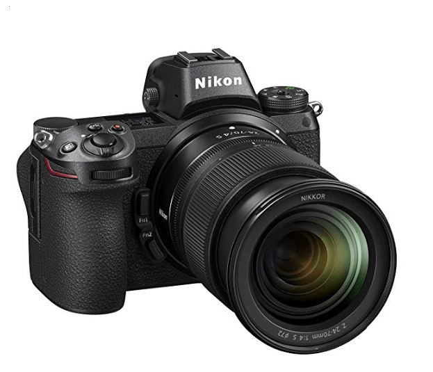 Best Camera For Low Light Photograph Featuring the Nikon Z6 Mirrorless Full Frame camera
