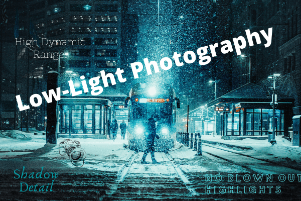 Best Camera For Low Light Photography