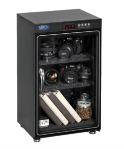 The SIRUI-HC70-Camera DryCabinet is a topselling dry camera cabinet